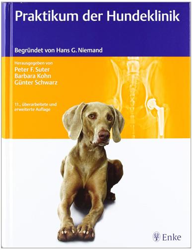 Buch Praktikum der Hundeklinik