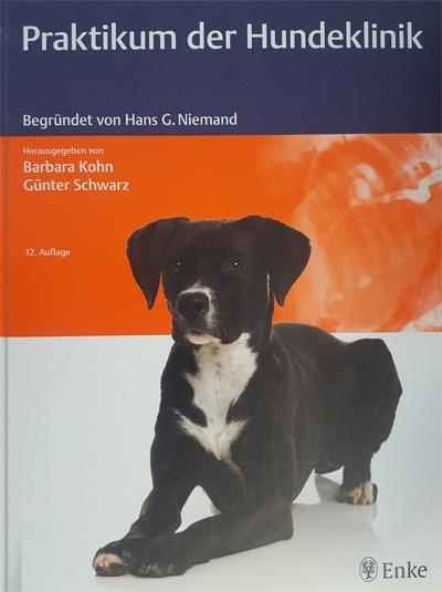 Buch Praktikum der Hundeklinik neue Auflage