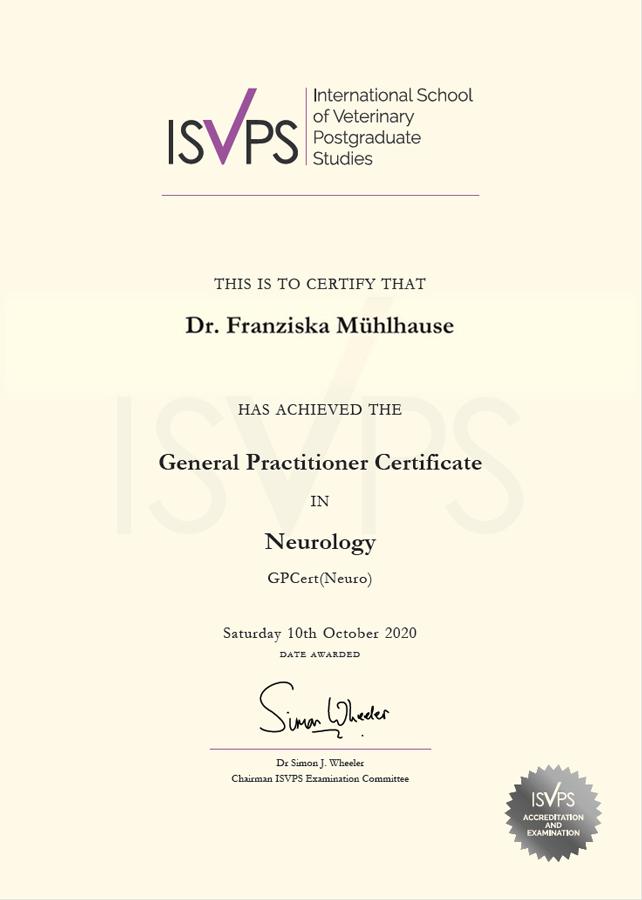 Neurologie F. Muehlhause