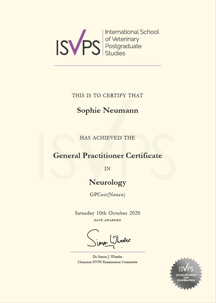 Neurologie S. Neumann