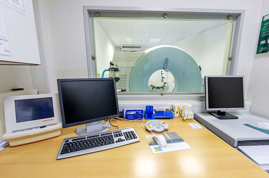 Bildgebendes Verfahren CT (Computertomographie)